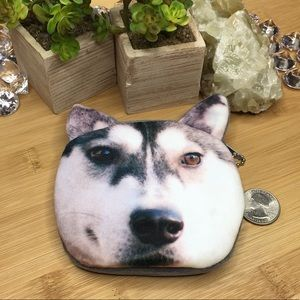 Handbags - Puppy Dog Coin Purse